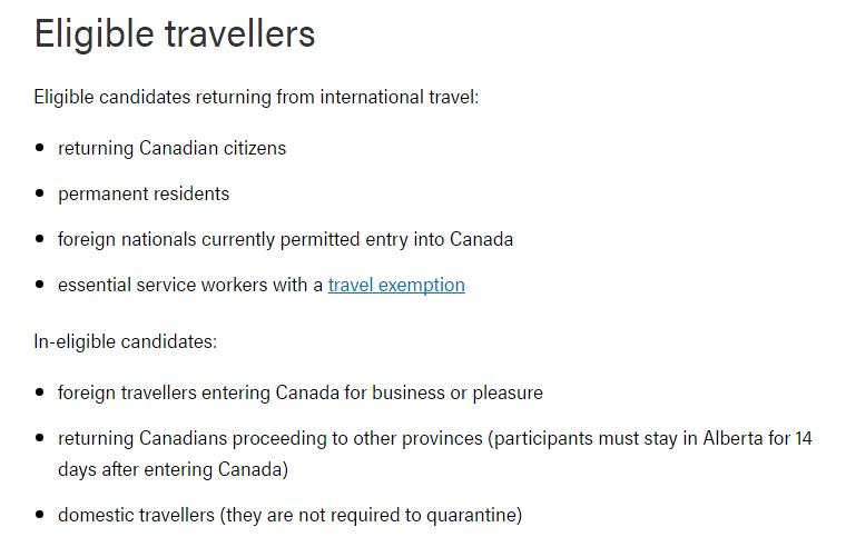 重磅!加拿大宣布试点测试取消14天隔离,改入境快速测试!(图3)