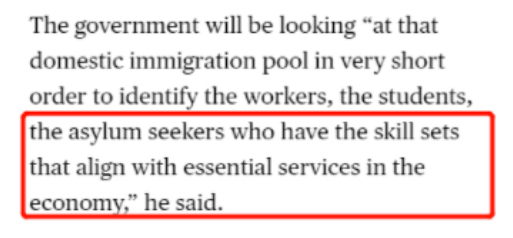重大利好!加拿大或对持签证外国人开放移民,留学生更具优势!(图7)