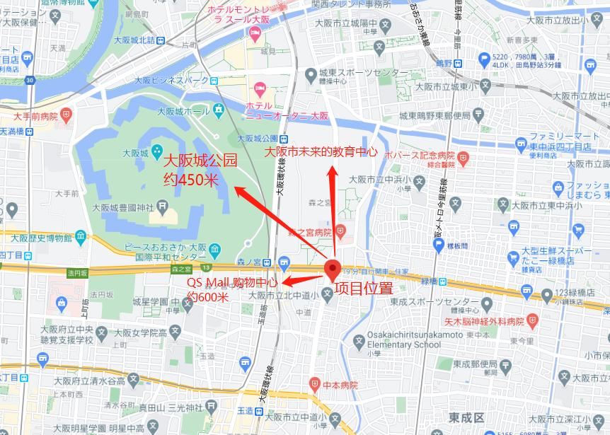 年终巨献!大阪天守阁名邸,12月12日闪耀开盘!(图5)